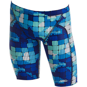 Funky Trunks Training Jammers Boys deep impact
